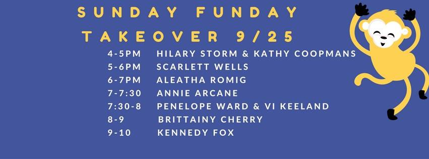 sunday-funday-takeover