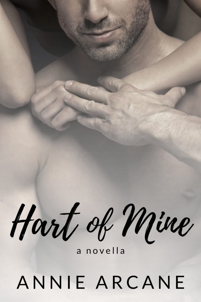 Book Cover: Hart of Mine (Book 4)